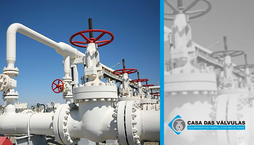 Válvulas para pipeline: equipamentos em ação contínua