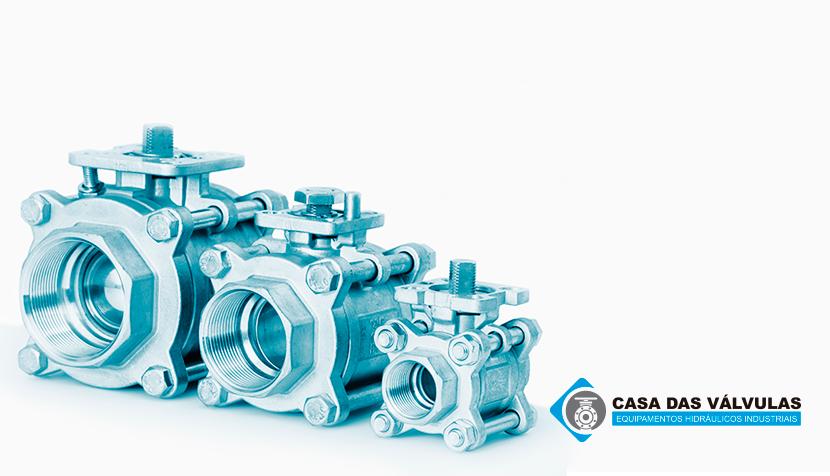 Válvulas Industriais: conheça agora como elas são classificadas