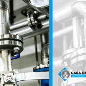 Flanges, tubos e conexões de aço inoxidável: 8 principais benefícios