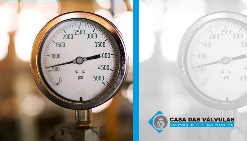 Manômetro hidráulico: saiba mais sobre a função desse medidor no sistema