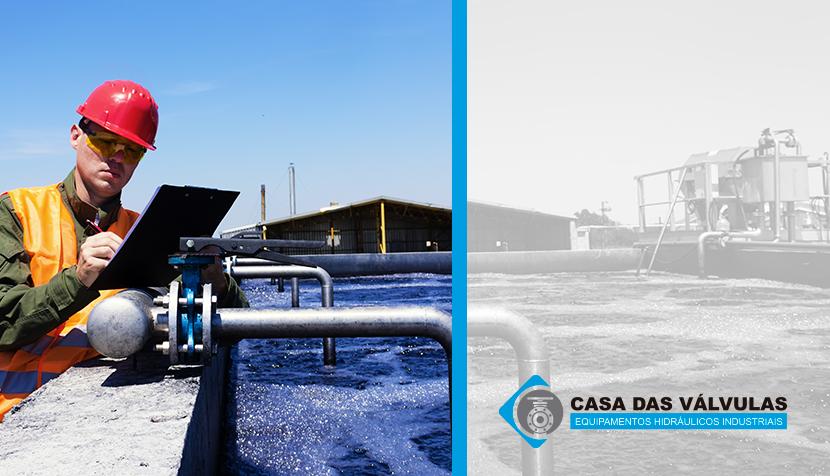 Conheça mais sobre os sistemas de captação e tratamento de águas industriais