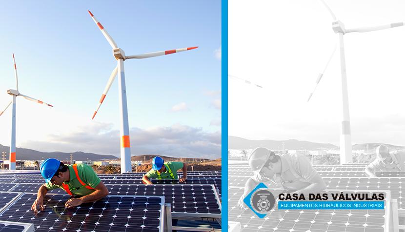 Como a matriz energética do Brasil tem se destacado no mercado