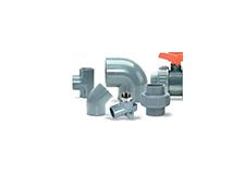 Tubulações e válvulas de ChlorFIT CPVC Schedule 80 Corzan