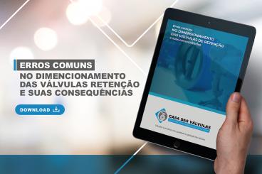 Ebook - VÁLVULAS RETENÇÃO